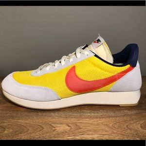 Nike Air Tailwind 79 - Blue/Yellow/Orange - sz 13